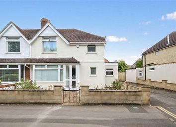 Thumbnail 3 bed semi-detached house for sale in Shrivenham Road, Swindon, Wiltshire