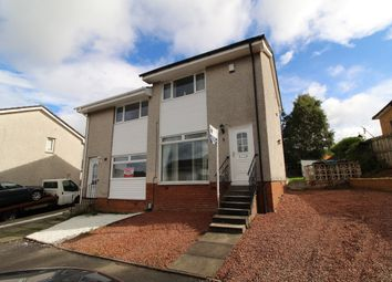 Thumbnail 2 bed semi-detached house for sale in St Leonards Walk, Coatbridge