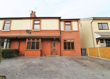 Thumbnail 3 bedroom semi-detached house for sale in Moss Lane, Hesketh Bank, Preston