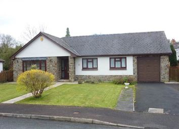 Thumbnail 3 bed bungalow to rent in Parc Cawdor, Ffairfach, Llandeilo