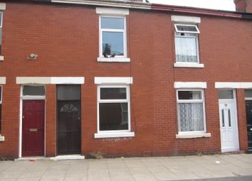 Thumbnail 2 bed terraced house to rent in Montrose Avenue, Blackpool
