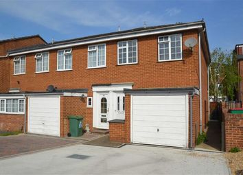 Thumbnail 3 bed end terrace house to rent in Bucklers Way, Carshalton