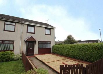 Thumbnail 2 bed end terrace house for sale in Kilearn Way, Paisley, Renfrewshire