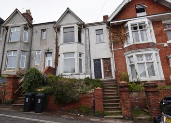 Thumbnail 2 bed flat to rent in St. Johns Road, Newport
