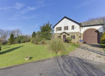 Thumbnail 4 bed detached house for sale in Rochdale Road, Britannia, Bacup