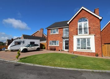 Thumbnail 4 bed detached house for sale in Hanover Hill, Bangor