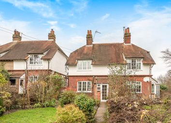 Thumbnail 3 bed semi-detached house for sale in Whitmore Vale Road, Grayshott, Hindhead