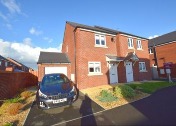 Thumbnail 2 bed semi-detached house for sale in Thistleton Close, St. Helens
