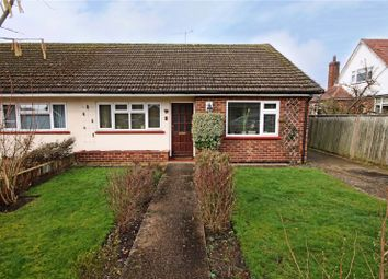 Thumbnail 3 bed bungalow to rent in Wheatsheaf Close, Ottershaw, Chertsey, Surrey
