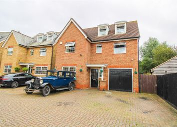 Thumbnail Detached house for sale in Malkin Drive, Church Langley, Harlow