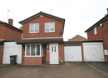 Thumbnail 3 bed detached house for sale in Newdigate Road, Bedworth