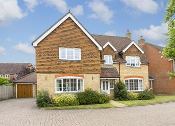 5 bed detached house for sale in Pearl Way, Kings Hill, West Malling ME19
