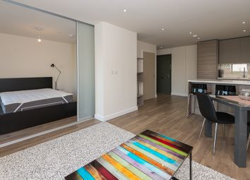 Thumbnail  Studio to rent in Heritage Avenue, Colindale