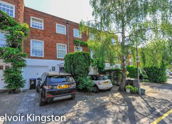 Thumbnail 3 bed town house to rent in Blenheim Gardens, Kingston Upon Thames