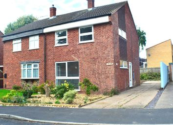 Thumbnail 3 bed semi-detached house to rent in Tiree Close, Sinfin, Derby