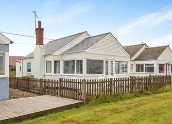 Thumbnail 2 bed detached bungalow for sale in Seaview Crescent, Walcott, Norwich