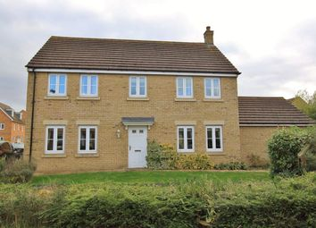 Thumbnail 4 bedroom detached house for sale in Duddle Drive, Longstanton, Cambridge