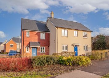 Hyde Park, Lords Way, Andover SP11. 2 bed semi-detached house for sale