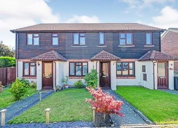 Thumbnail 2 bed terraced house for sale in The Laurels, Uckfield, East Sussex, .