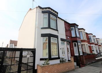 Thumbnail 3 bed property for sale in Bridle Road, Wallasey