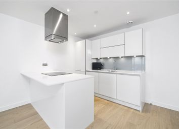 Thumbnail 1 bedroom flat for sale in Horizons Tower, Yabsley Street, London