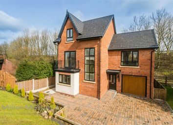 Thumbnail 4 bed detached house for sale in Chew Moor Lane, Lostock, Bolton, Lancashire