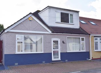 Thumbnail 4 bed semi-detached bungalow for sale in Woodlands Avenue, Sidcup, Kent