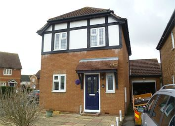 Thumbnail 3 bed detached house for sale in Westmacott Drive, Feltham, Middlesex, Greater London, UK