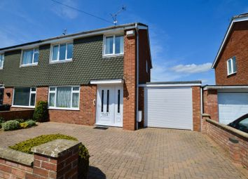 Thumbnail 3 bed semi-detached house for sale in Emmanuel Road, Stamford