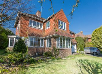 Thumbnail 4 bed property for sale in Houndean Rise, Lewes