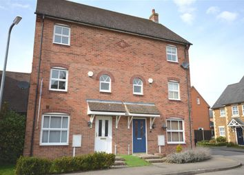 Thumbnail 4 bed property to rent in Teasel Drive, Desborough, Kettering
