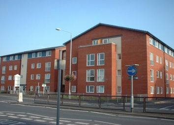 Thumbnail 2 bed flat to rent in Sovereign Court, Loughborough, Leics