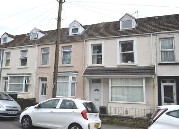 Thumbnail 4 bed terraced house for sale in Westbury Street, Swansea