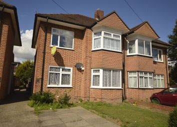 Thumbnail 2 bed flat for sale in Amesbury Road, Hanworth, Feltham