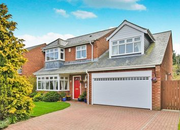 Thumbnail 4 bed detached house for sale in Handley Cross, Medomsley, Consett