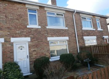 Thumbnail 3 bed terraced house for sale in Collingwood Road, Newbiggin-By-The-Sea