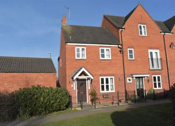 Thumbnail 3 bed end terrace house for sale in Redwing Walk, Walton Cardiff, Tewkesbury, Gloucestershire