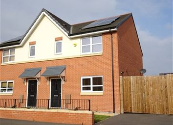 Thumbnail 2 bed property to rent in Redwing Avenue, Chorlton, Manchester