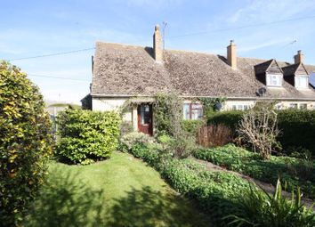Thumbnail 2 bed end terrace house for sale in The Downs, Standlake