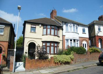 Thumbnail 3 bedroom semi-detached house for sale in Talbot Road, Luton