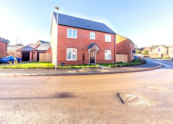 Thumbnail 3 bed detached house for sale in Tannery Drive, Powick, Worcestershire
