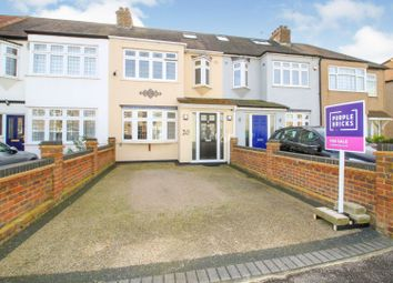 Thumbnail 3 bed terraced house for sale in Gainsborough Road, Rainham
