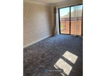 Thumbnail 2 bed flat to rent in Oakworth Avenue, Broughton, Milton Keynes