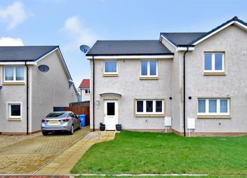 Thumbnail 3 bedroom semi-detached house for sale in Mcleod Road, Alloa