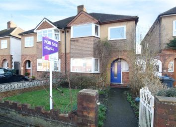 3 bed semi-detached house for sale in Kingswood Road, Watford, Hertfordshire WD25
