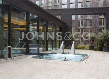 Thumbnail 3 bedroom flat to rent in New Union Square, London