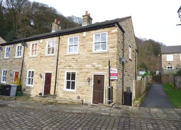 Thumbnail 2 bed terraced house to rent in Queen Street, Bollington, Macclesfield