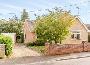Thumbnail 3 bed detached bungalow for sale in Post Mill Gardens, Grundisburgh, Woodbridge