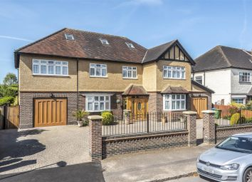 Thumbnail 6 bed detached house to rent in Regent Road, Berrylands, Surbiton