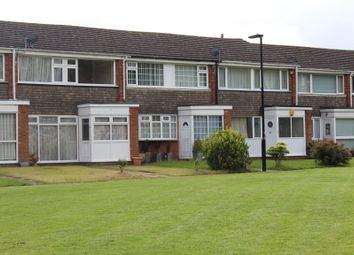 Thumbnail 3 bed terraced house to rent in Coniston Close, Hall Green, Birmingham, West Midlands